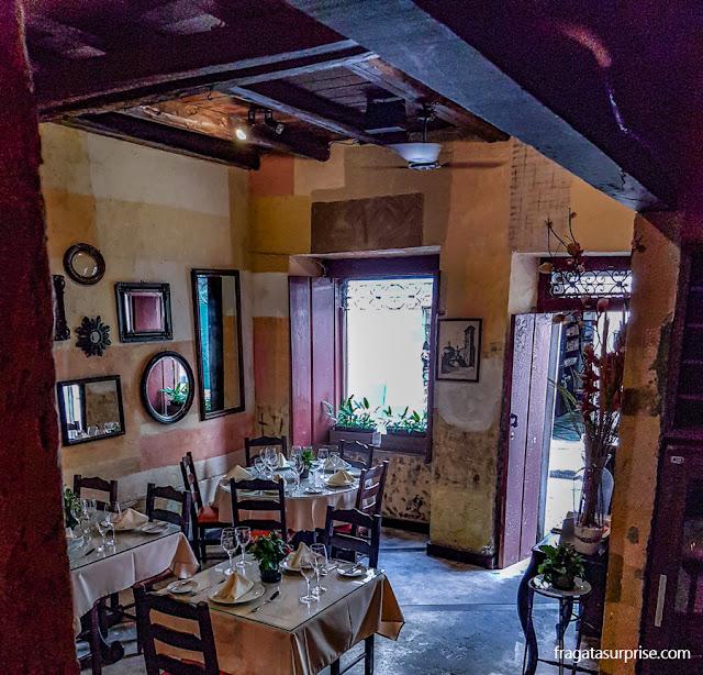 Restaurante Maria Mata Mouro, Pelourinho