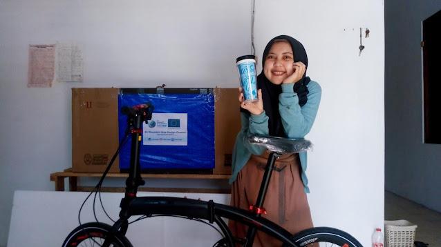 Mahasiswa UNS Ukir Prestasi di Ajang EU Reusable Bag Design Contest