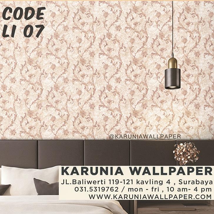 jual wallpaper dinding ornamen