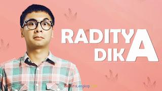 Raditya Dika, pacar Raditya Dika, foto Raditya Dika, film Raditya Dika, komik Raditya Dika, agama Raditya Dika