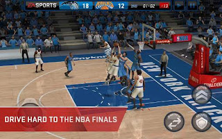 NBA Live Mobile Apk download gratis