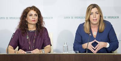 Andalucia, salud, directivos, plantilla, corrupción, corrupsoe