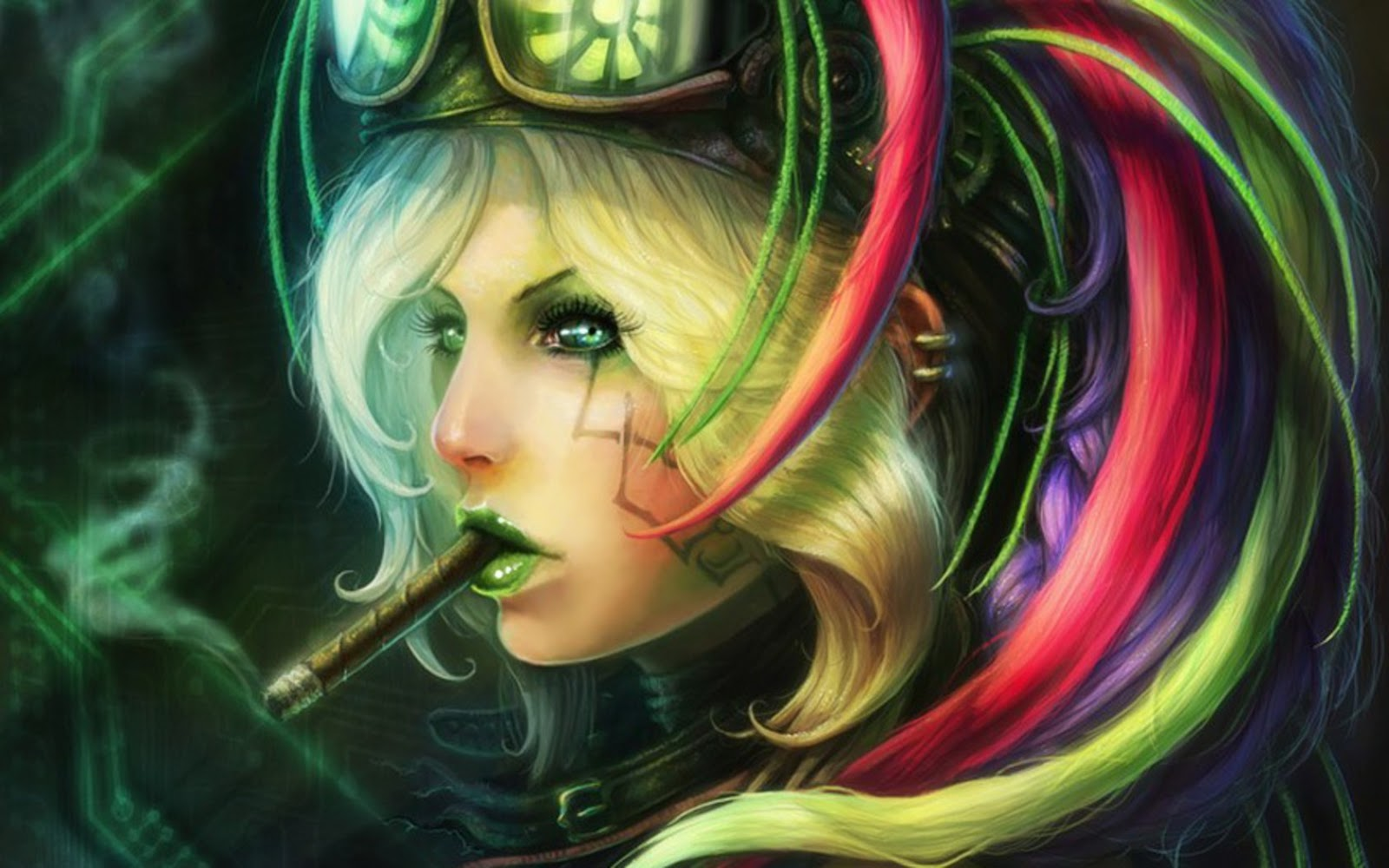 Cybernetic Girls Hd Wallpaper Best Steampunk Wallpapers Hottest Pictures Amp Wallpapers
