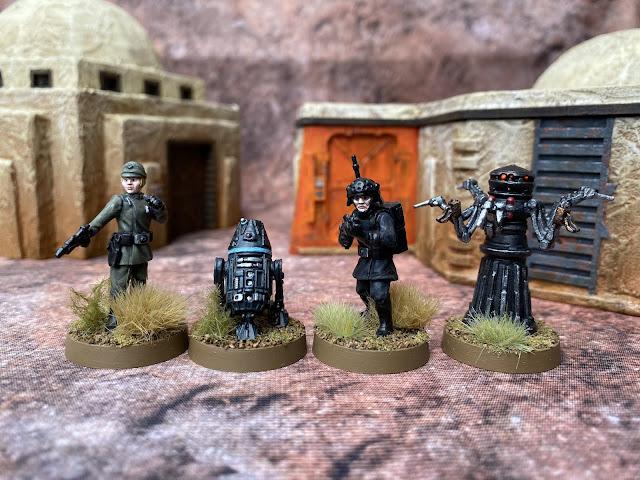 Star Wars Legion: Imperial Command