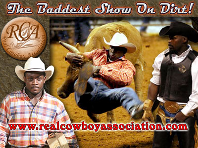 Real Cowboy Association presents.......The RCA Rodeo Tour ...
