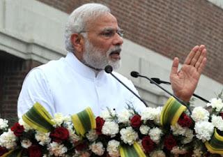 Demonetization drive is like a purification campaign: PM Modi