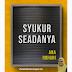 Syukur Seadanya
