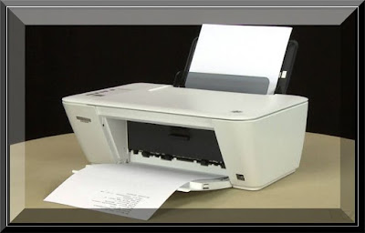 Setup Wireless Printer HP Deskjet 2548