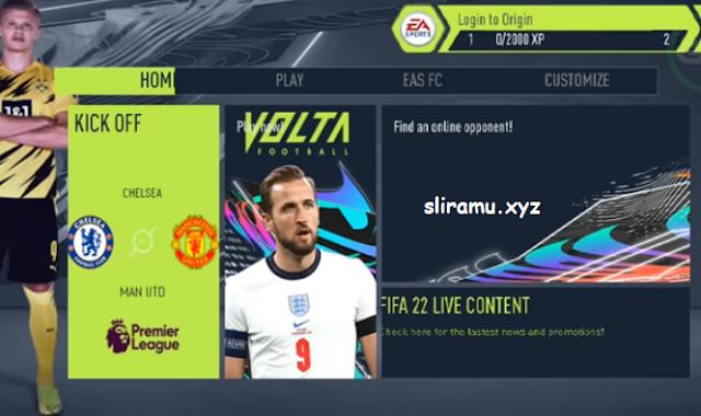 Fifa 22 Mod Fifa 14 (800MB) Grafik HD New Update Kits & Transfer 2021-2022