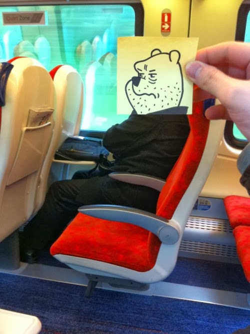 02-Bear-October-Jones-Bored-on-the-Train-Designs-www-designstack-co
