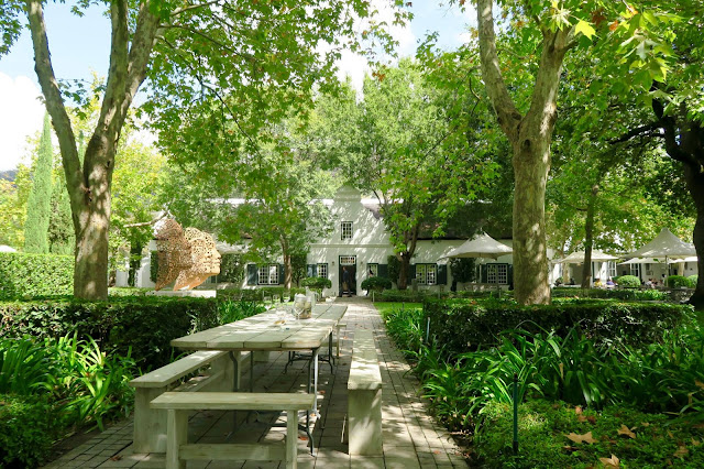 Grande Provence Winery Franschhoek