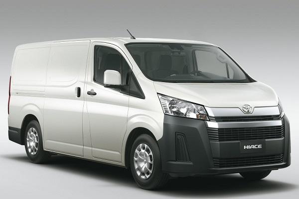 Toyota Hiace L1H1