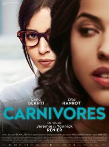 Carnivores est un film de Jérmérie et Yannick Renier disponible chez l'éditeur AB Vide, la mention en DVD, Blu-Ray et VOD le 22 août.