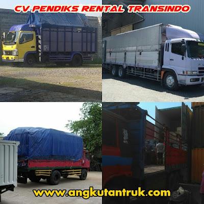 angkutan truk Banjarmasin Palangkaraya