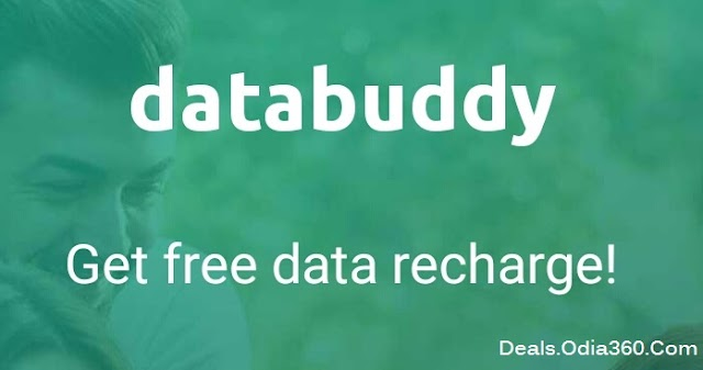 Databuddy App Signup Rs 10 Refer Earn Rs 106 Paytm Cash - Referal code 2421396