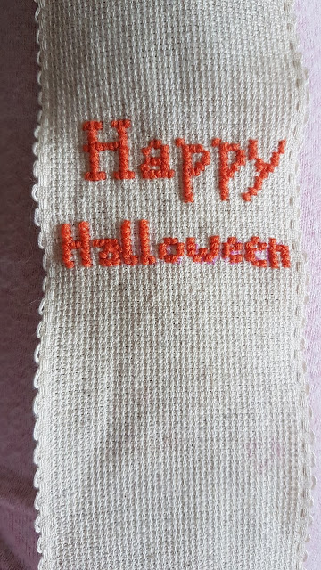 halloween, embroidery, sticken, auris lothol