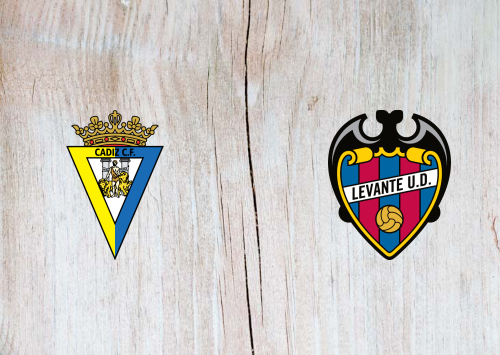 Cádiz vs Levante -Highlights 19 January 2021