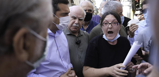 Καρδίτσα / Οργή κατοίκων για την κυβέρνηση και τα ΜΜΕ – VIDEO & ΦΩΤΟ