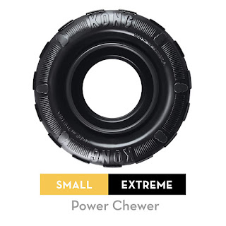Tires Extreme Dog Toy, Small