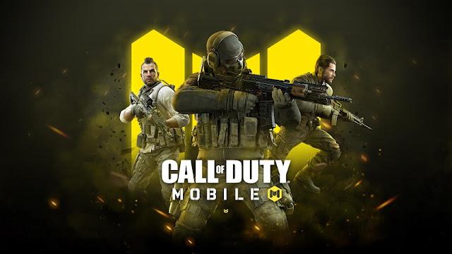 Senjata Api Terbaik Pada Game Call Of Duty Mobile (CODM)