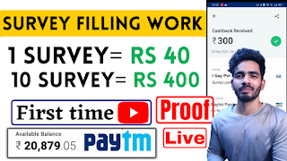 Ipsos i-Say Review: Work from home jobs