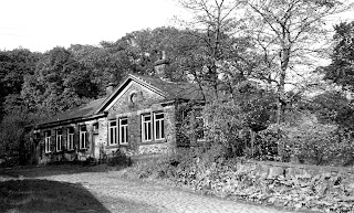 Horrobin Mill - Works Office