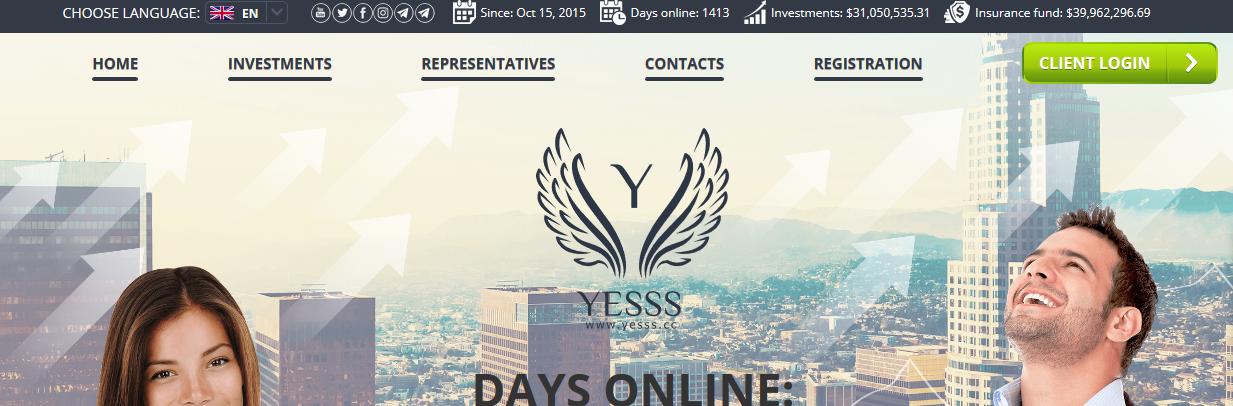 Мошеннический сайт yesss.cc – Отзывы, платит или лохотрон?