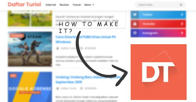 Cara Meletakkan Iklan Gambar Banner Di Blogger