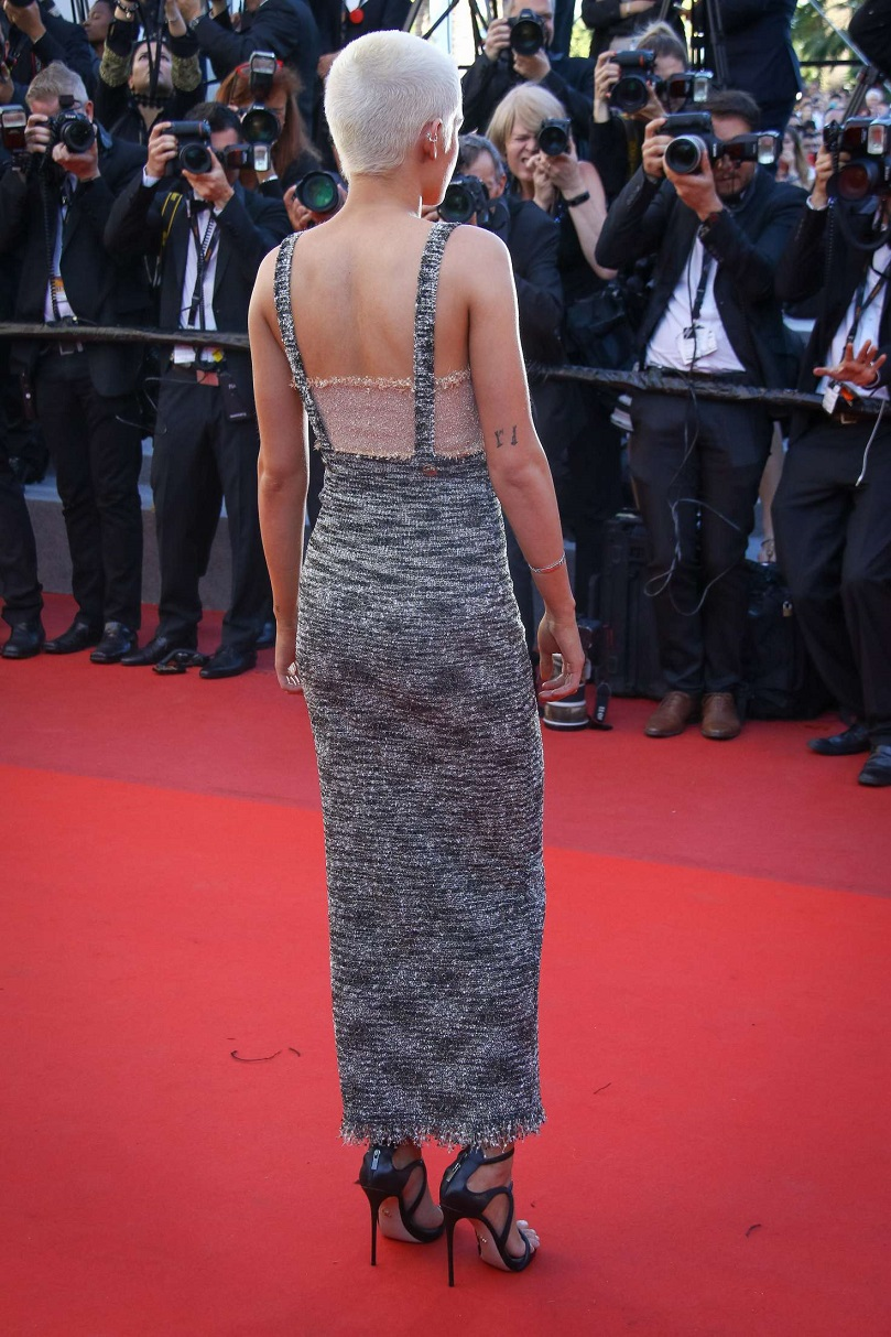 Kristen Stewart – '120 Beats Per Minute' Premiere at 70th Cannes Film Festival