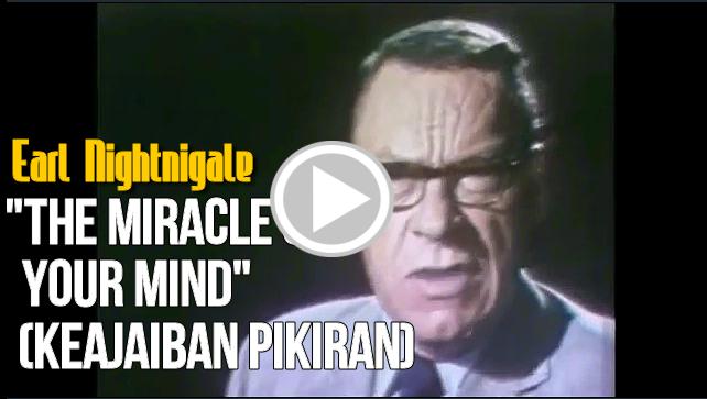 Earl Nightingale - Keajaiban Pikiran & Bagaimana Orang Sukses Berpikir