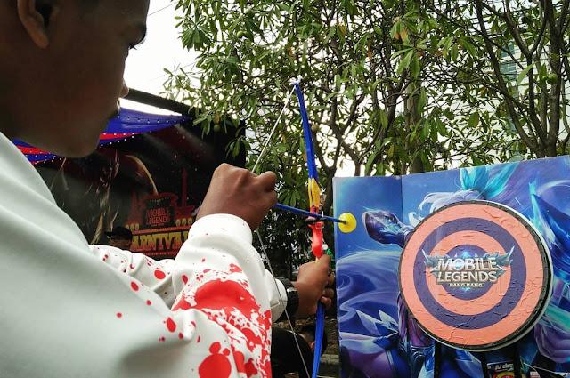 Foto Mobile Legends Carnival 2019 MLBB Malang