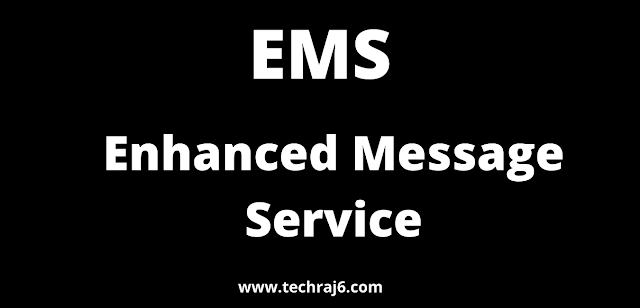 EMS full form, What is the full form of EMS