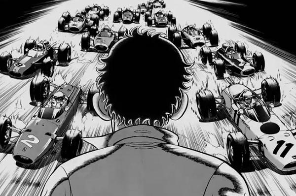 Honda Origins Manga Soichiro Honda