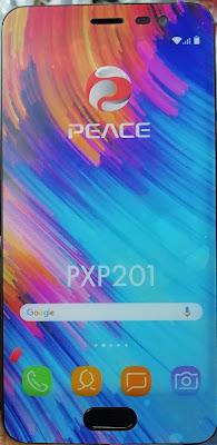 Peace PXP201 Flash File