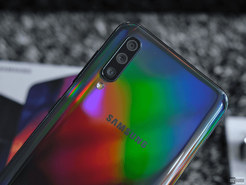Samsung updates Galaxy A50, now comes with Night Mode, Super Slo-Mo