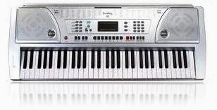 piano electrónico para principiantes
