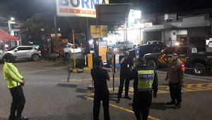 Kapolasek Bojongsoang Polresta Bandung, Pimpin Patroli Antisipasi Rawan Malam Minggu
