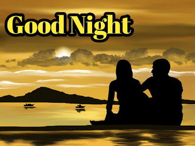 Romantic good night images photo pictures HD download for sweet couple