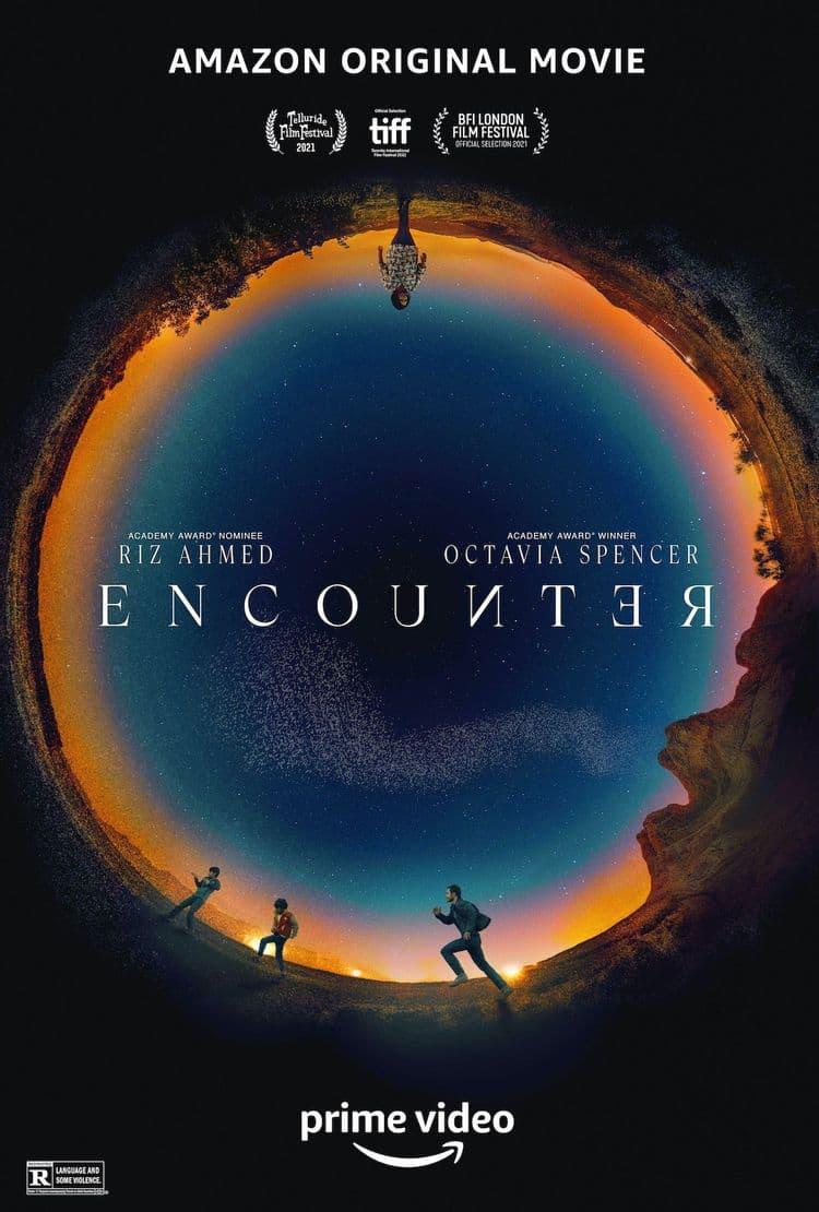 Amazon показал трейлер фантастического триллера Encounter - Постер