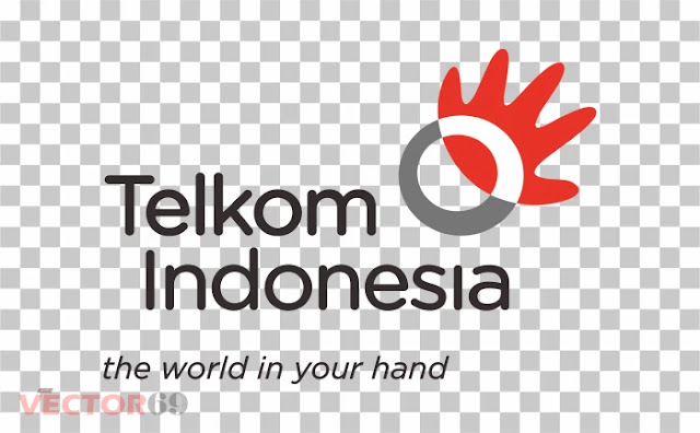 Logo Telkom Indonesia (2013) - Download Vector File PNG (Portable Network Graphics)