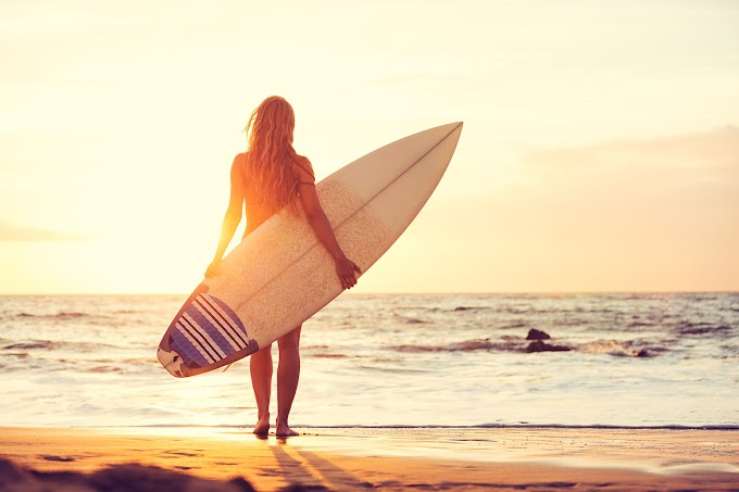 Why Are Surfers In Awe Of Surfing?