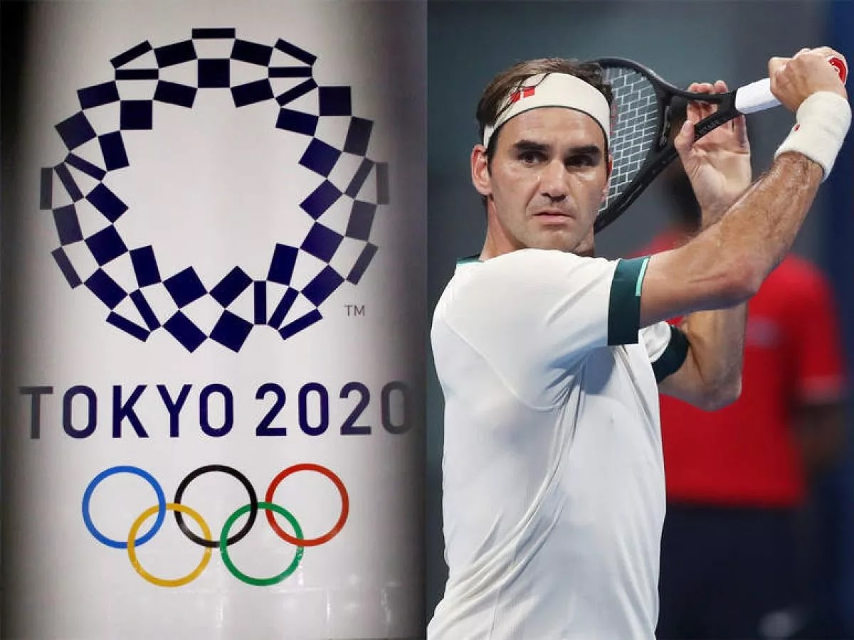 20 Grand Slam Winner Roger Federer Won't Play the Tokyo Olympics ? what's the story behind