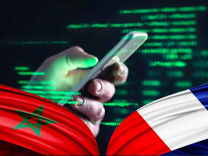 🔴 برنامج بيغاسوس : كشف عناصر فنية تُثبت مشاركة المغرب في التجسس على هواتف في فرنسا.
