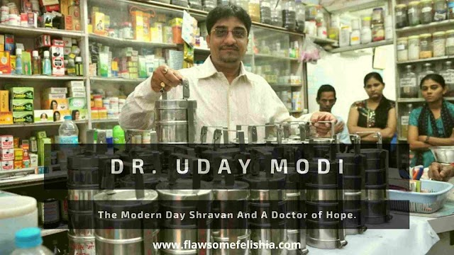 Dr. Uday Modi - Tiffin Doctor Who Feeds Hundreds Of Elders.