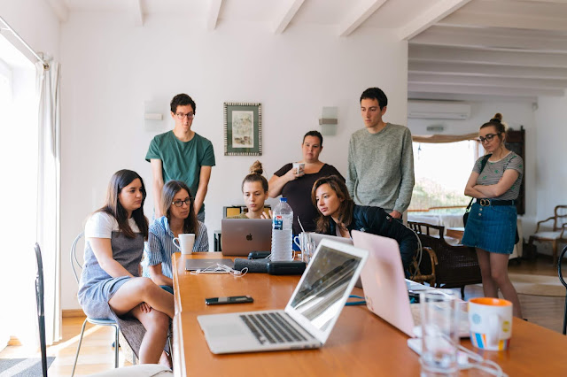 Lessons you learn from working in Start-Ups