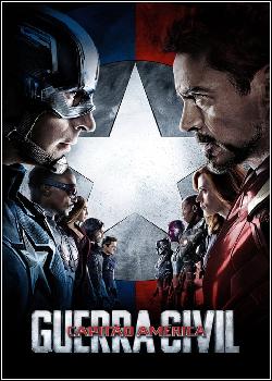 Capitão América: Guerra Civil Dublado