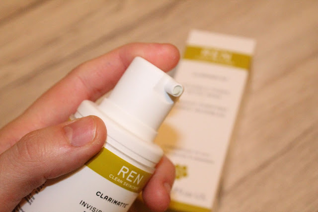 Masque Purifiant Pores Invisible Clarimatte - REN