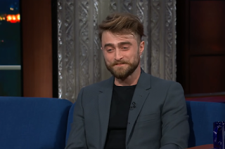 Updated: Daniel Radcliffe on The Late Show with Stephen Colbert