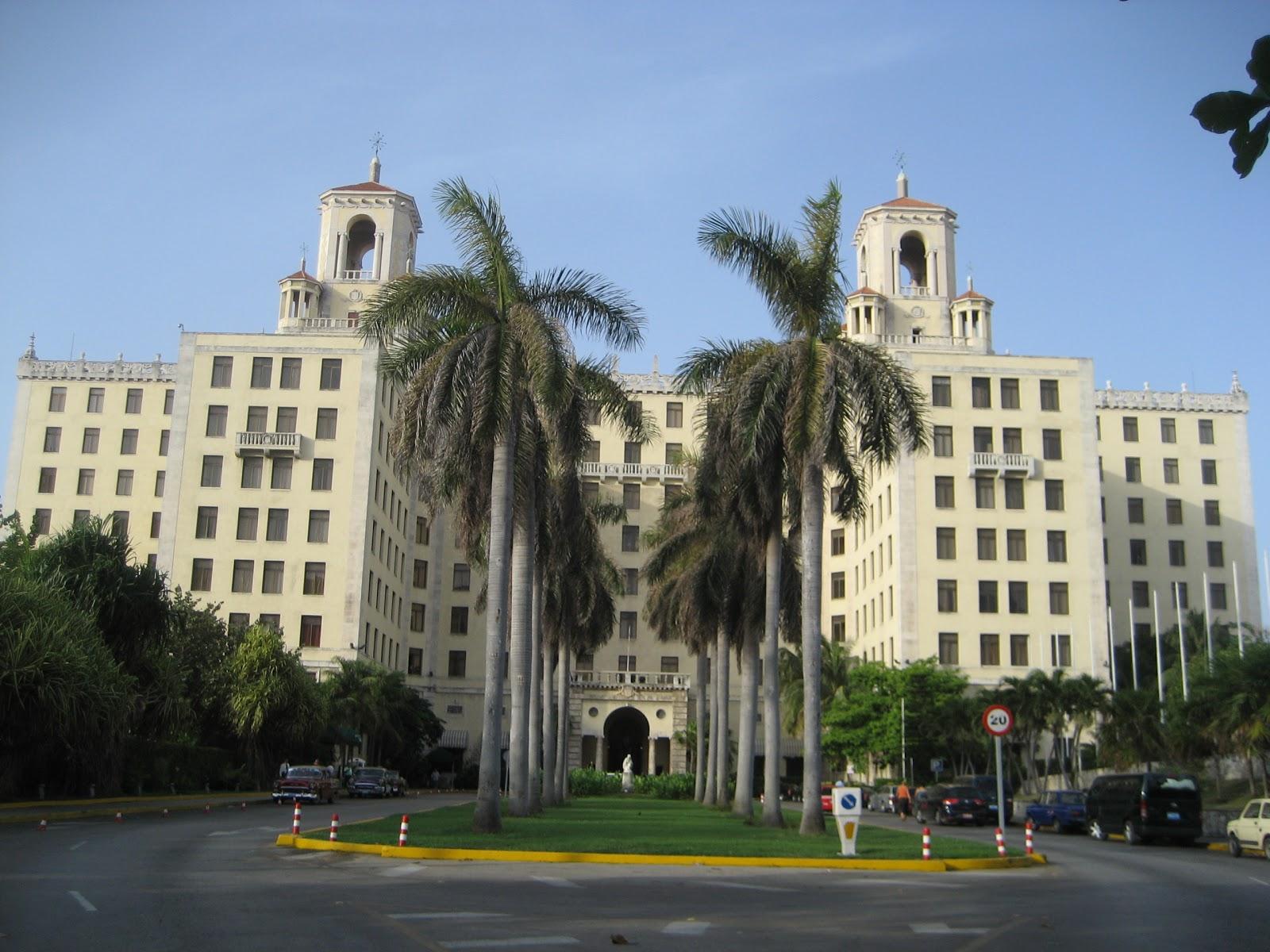 Nacional: HOTEL NACIONAL DE CUBA