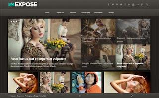 expose-responsive-magazine-blogger-template